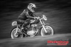 Ducati BJ:  1958, 250 ccm Aldo Cota, Manching Startnummer:  189