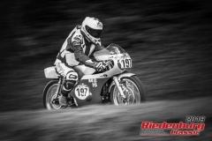 MZ BJ:  1971, 250 ccm Norbert Zwick, Theißing Startnummer:  197