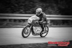 DucatiBJ:  1969, 450 ccmWillem Kuster, IngolstadtStartnummer:  211