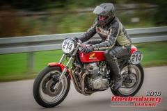 Honda CBBJ:  1970, 750 ccmWalter Fonfara, NeutraublingStartnummer:  214