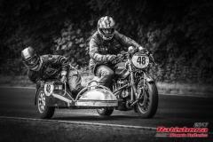 Ducati 900 SSD GespannBJ:  1978, 900 ccmJosef Saller, SarchingStartnummer :  048