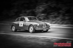 Alfa Giulia SprintBJ:  1963, 1600 ccmHans Schneider, DietramszellStartnummer :  054