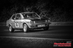 Fiat 128 CoupeBJ:  1972, 1300 ccmMike Sukiennicki, ForchheimStartnummer :  068