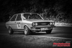 Audi 80 GT AbtBJ:  1975, 1750 ccmJürgen Winkler, WeißenoheStartnummer :  074