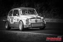 Fiat Abarth TCRBJ:  1967, 1000 ccmHarald Dietze, WorblingenStartnummer :  060