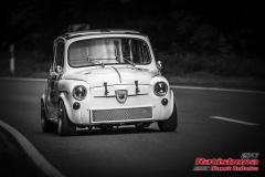 Fiat Abarth TCBJ:  1971, 1000 ccmWalter Westermeier, KranzbergStartnummer :  066