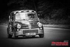 Fiat Abarth TCBJ:  1971, 1000 ccmRichard Wagner, RegensburgStartnummer :  065