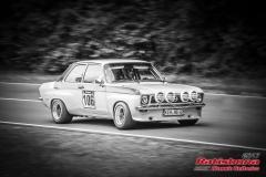 Opel Ascona ABJ:  1975, 2200 ccmHeinz Gerner, KelheimStartnummer :  106