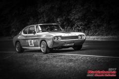 Ford Capri 1 RSBJ:  1969, 2600 ccmMichael Karl, VelburgStartnummer :  093
