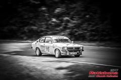 Opel Kadett CBJ:  1978, 2000 ccmGustav Abele, NittenauStartnummer :  112