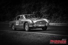 Aston Martin DB 4BJ:  1963, 3800 ccmWolfgang Jägle, EichstättStartnummer :  086