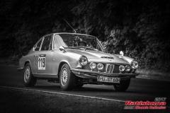BMW 1600 GTBJ:  1968, 1600 ccmGeorg Maierbacher, KirchdorfStartnummer :  119