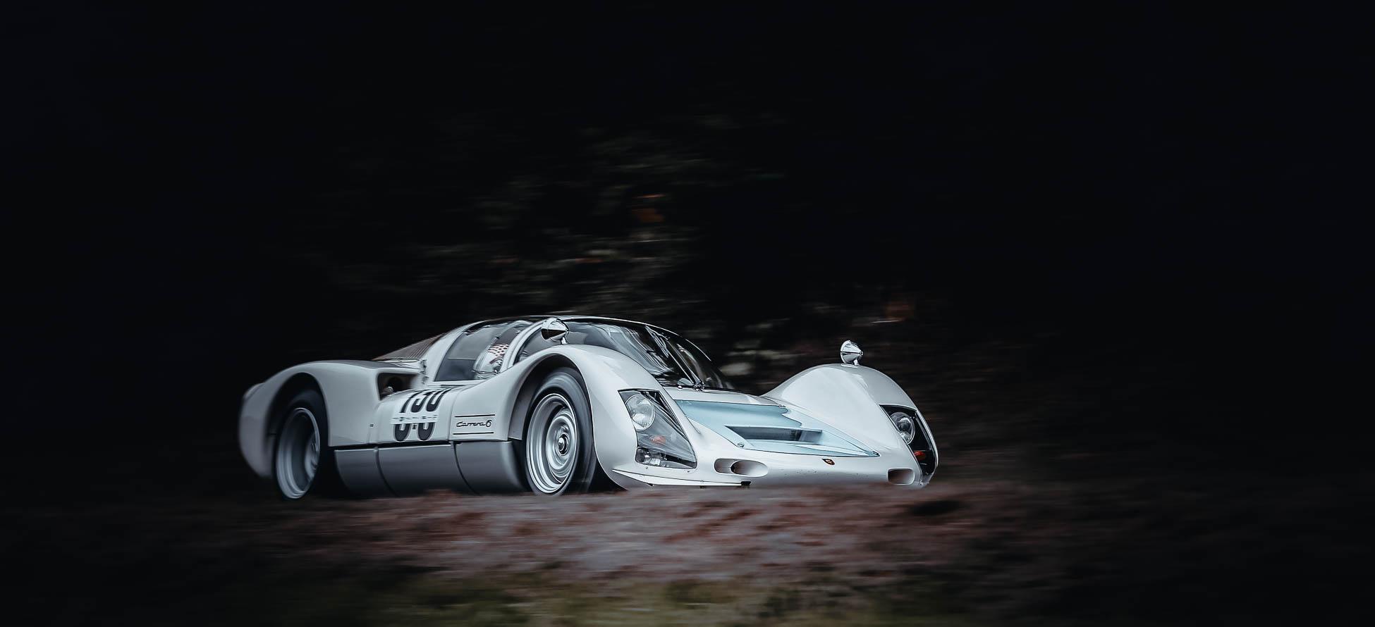 Porsche 906 - Robert Jung - Metallic Grunge