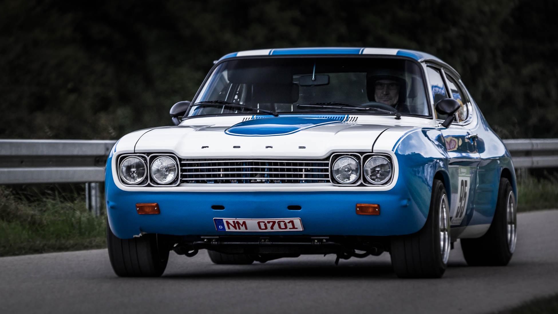 Michael Karl, Ford Escort MK II, Riedenburg Classic 2018