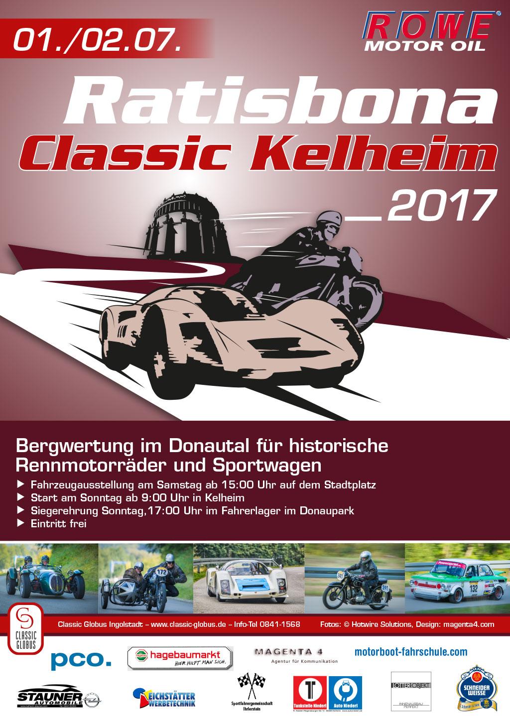 zurück zur Ratisbona Classic Kelheim 2017