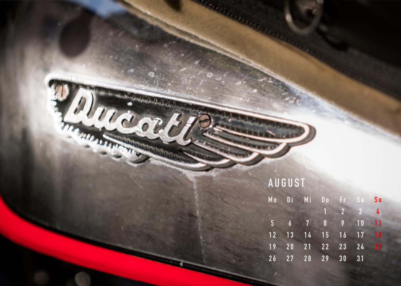 08-August-Kalender-Riedenburg-Classic-2019-Ducati-Classic-Oldtimer-Eyke-Wohlbold