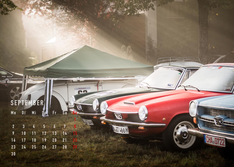 09-September-Kalender-Riedenburg-Classic-2019-BMW-Glas-Classic-Oldtimer-Eyke-Wohlbold