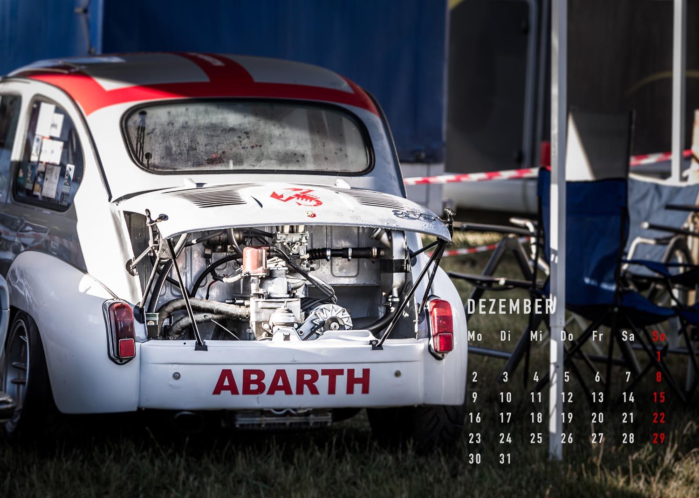 12-Dezember-Kalender-Riedenburg-Classic-2019-Fiat-Abarth-Classic-Oldtimer-Eyke-Wohlbold