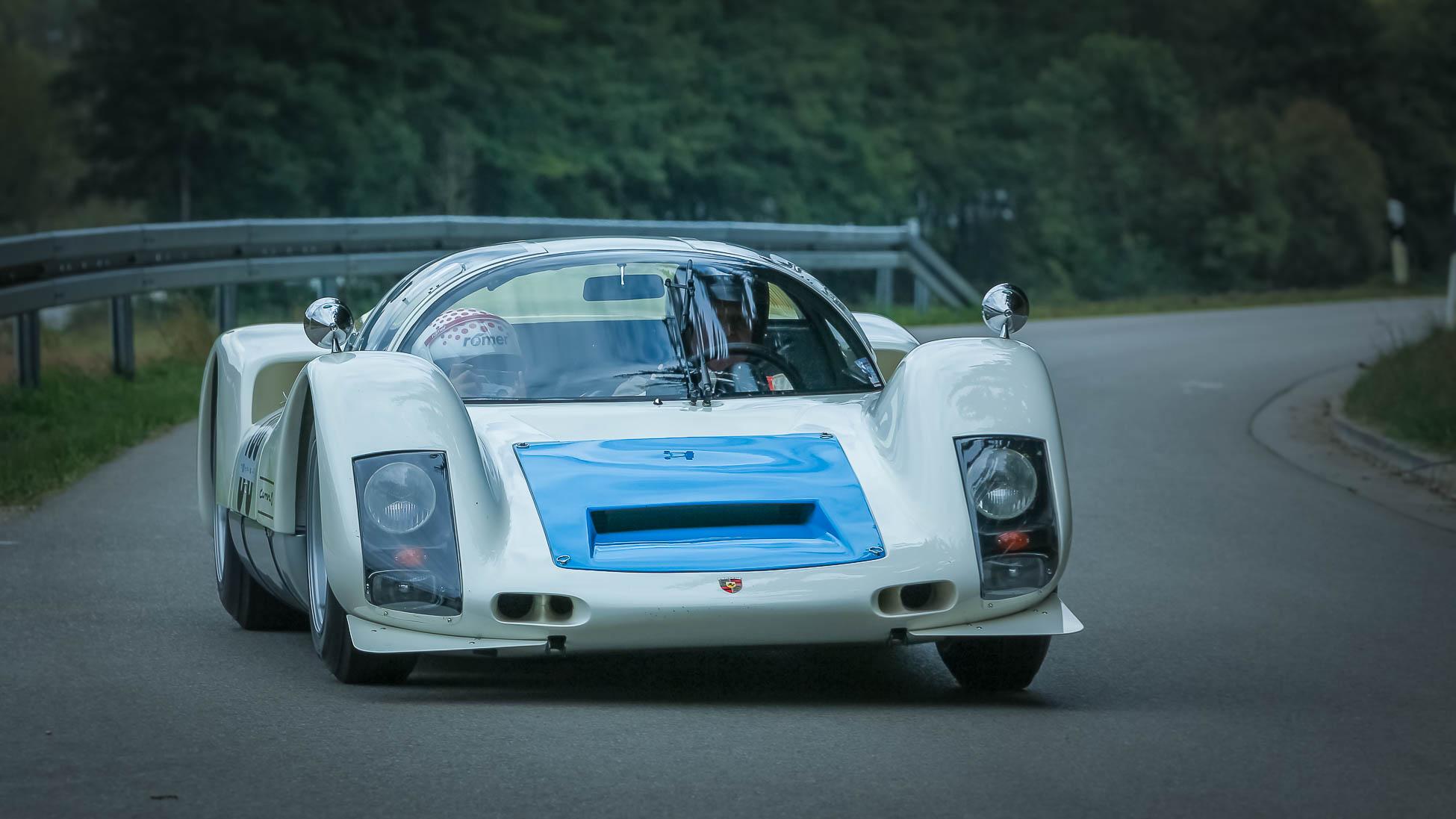 Porsche 906 1967, 2000 ccm Robert Jung, Aichach