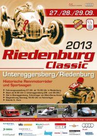 zurück zur Riedenburg Classic 2013