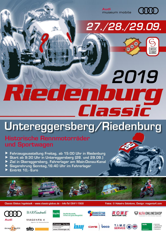 zurück zur Riedenburg Classic 2019
