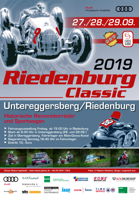 Zur Riedenburg Classic 2019