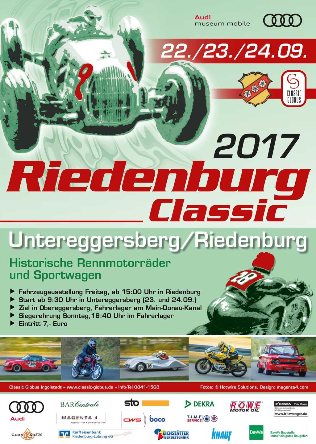 zur Riedenburg Classic 2017