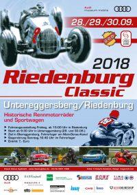 zurück zur Riedenburg Classic 2018